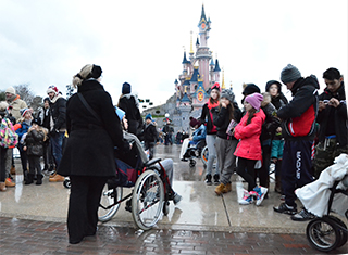 Special Needs at Disneyland® Paris