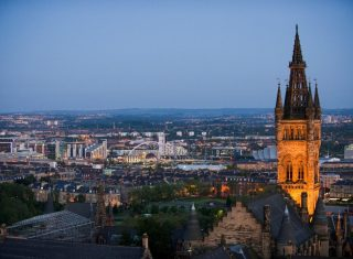 Loch Lomond University of Glasgow Tower ©Glasgow City Marketing Bureau 2014